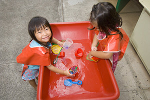 waiokeola preschool 2007